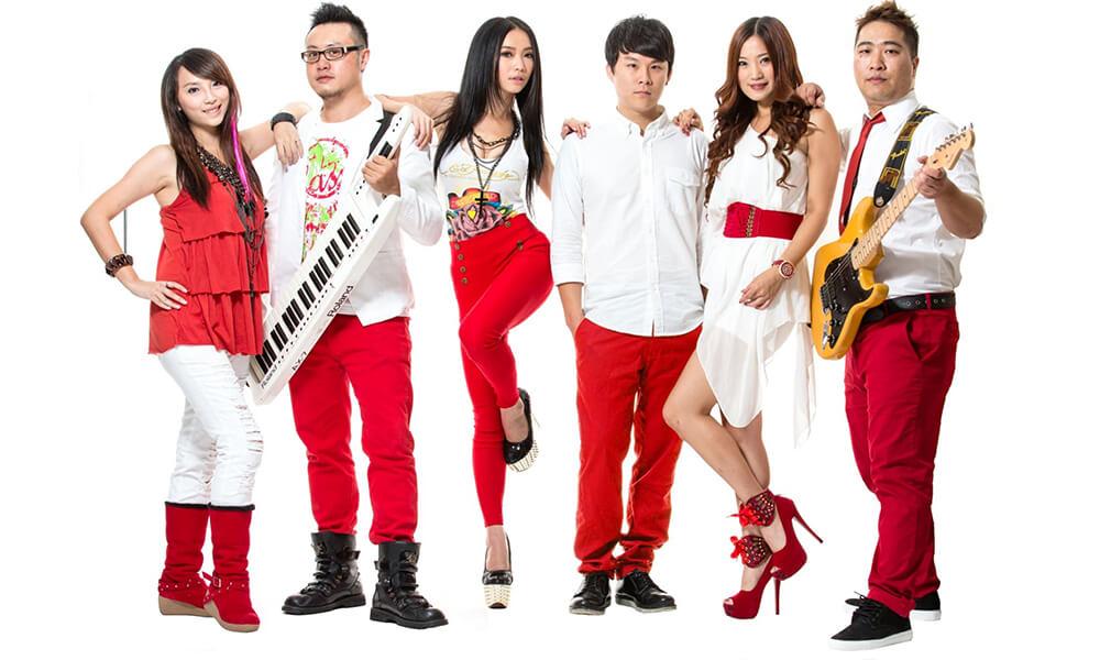 樂團 Live Band