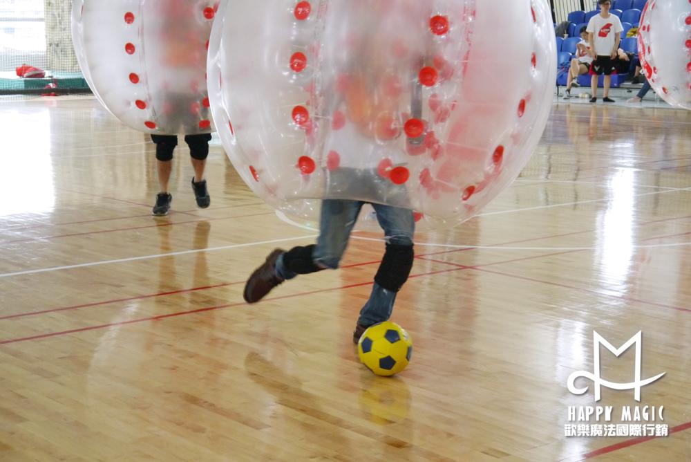 105上海鄉村集團運動會家庭日泡泡足球競賽03