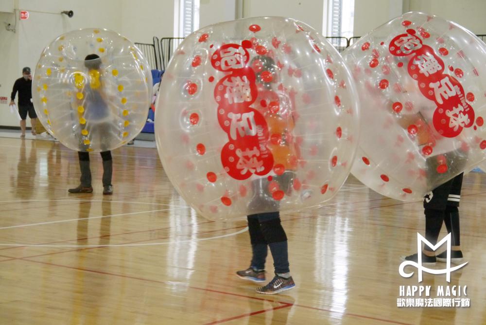 105上海鄉村集團運動會家庭日泡泡足球競賽09