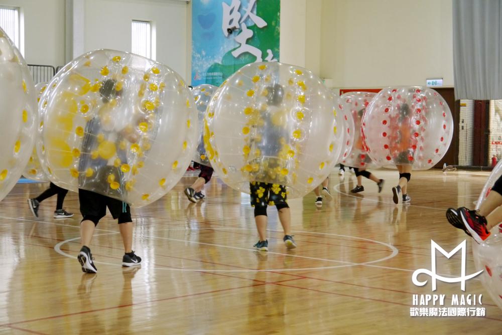 105上海鄉村集團運動會家庭日泡泡足球競賽13