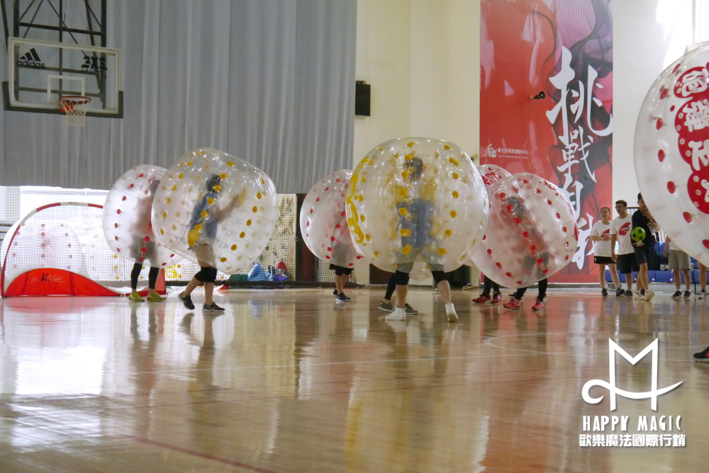 105上海鄉村集團運動會家庭日泡泡足球競賽15