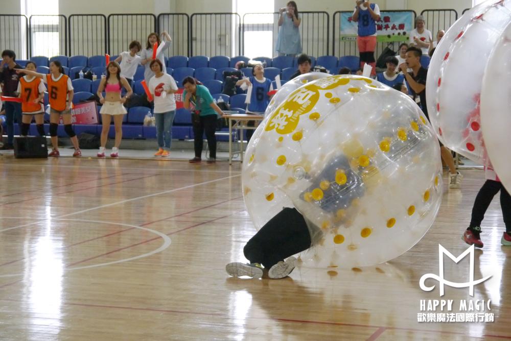 105上海鄉村集團運動會家庭日泡泡足球競賽17