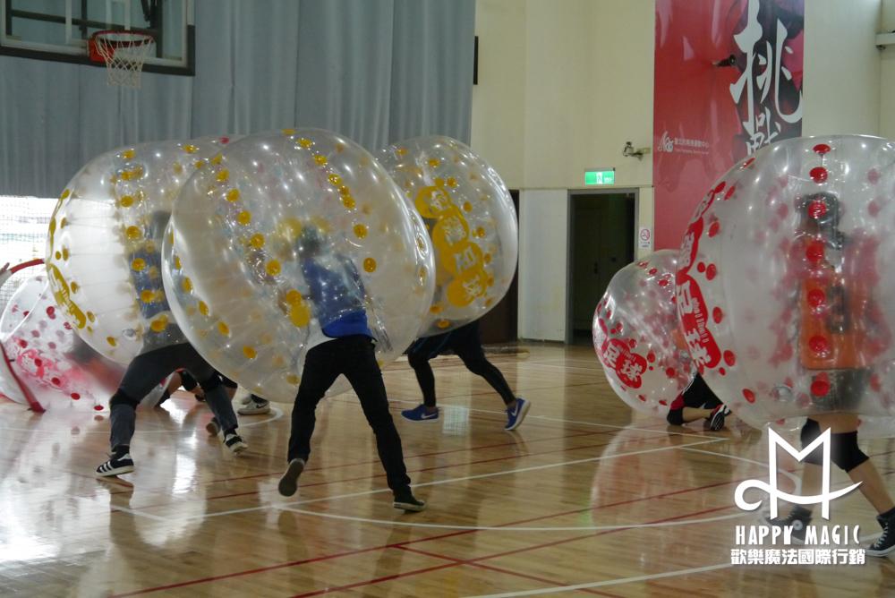105上海鄉村集團運動會家庭日泡泡足球競賽18